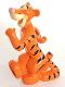 Minifig No: tigger  Name: Duplo Figure Winnie the Pooh, Tigger