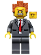 Minifig No: tlm002  Name: President Business - Minifigure only Entry