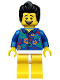 Minifig No: tlm013  Name: 'Where are my Pants?' Guy - Minifigure only Entry