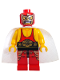 Minifig No: tlm022  Name: El Macho Wrestler