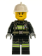 Minifig No: tlm030  Name: Blaze Firefighter