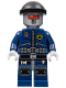 Minifig No: tlm045  Name: Robo SWAT with Knit Cap