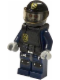 Minifig No: tlm060  Name: Robo SWAT with Vest and Helmet