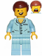 Minifig No: tlm061  Name: Emmet - Pajamas