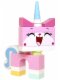 Minifig No: tlm080  Name: Unikitty - Cheerykitty (Cheery Kitty)
