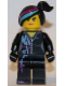Minifig No: tlm083  Name: Wyldstyle with No Hood
