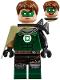Minifig No: tlm133  Name: Green Lantern - Apocalypseburg
