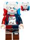 Minifig No: tlm134  Name: Harley Quinn - Apocalypseburg