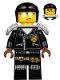 Minifig No: tlm138  Name: Scribble Cop - Apocalypseburg
