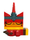 Minifig No: tlm147  Name: Unikitty - Warrior Kitty, Sleeping
