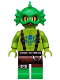 Minifig No: tlm157  Name: Swamp Creature - Minifigure only Entry