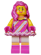 Minifig No: tlm158  Name: Candy Rapper - Minifigure only Entry