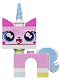 Minifig No: tlm167  Name: Unikitty, Lego Movie 2 - Minifigure only Entry