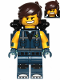 Minifig No: tlm174  Name: Rex Dangervest - Smile, Teeth / Angry with Jet Pack
