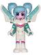 Minifig No: tlm206  Name: Sweet Mayhem - Cheerful, Hair