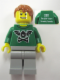 Minifig No: tls010  Name: Lego Brand Store Male, Bat Wings and Crossbones - Toronto Sherway Square