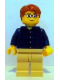 Minifig No: tls016  Name: Lego Brand Store Male, Plaid Button Shirt - San Diego