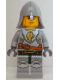 Minifig No: tls048  Name: Lego Brand Store Male, Lion Knight - Wauwatosa