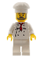 Minifig No: tls055  Name: Lego Brand Store Male, Chef (no back printing) {Saarbrücken}