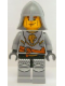 Minifig No: tls058  Name: Lego Brand Store Male, Lion Knight - Sunrise