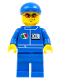 Minifig No: tls060  Name: Lego Brand Store Male, Octan - Sunrise