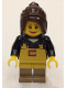 Minifig No: tls092  Name: Lego Employee, Female with Apron