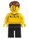 Minifig No: tls097  Name: Lego Factory Employee