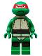 Minifig No: tnt015  Name: Raphael