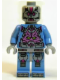 Minifig No: tnt022  Name: The Kraang - Medium Blue Exo-Suit Body