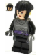 Minifig No: tnt023  Name: Karai - Armor and Bright Light Yellow Hair Highlights