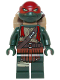 Minifig No: tnt041  Name: Raphael (Movie Version)