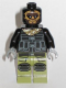 Minifig No: tnt048  Name: Foot Soldier - Tactical Gear, Face Mask (Movie Version)