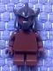 Minifig No: tnt054  Name: Statue - Warrior
