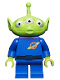 Minifig No: toy006  Name: Alien