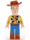 Minifig No: toy013  Name: Woody - Dirt Stains