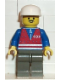 Minifig No: trn082  Name: Red Vest