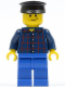 Minifig No: twn195  Name: Truck Driver