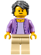 Minifig No: twn268  Name: Florist