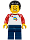 Minifig No: twn323  Name: Classic Space Man