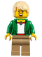 Minifig No: twn324  Name: Cheerful Rider