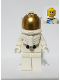 Minifig No: twn374  Name: NASA Apollo 11 Astronaut - Male with White Torso with NASA Logo and Thin Grin