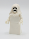Minifig No: twn392  Name: Ghost with White Hood and White Lower Body Skirt