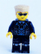 Minifig No: uagt019  Name: Agent Trey Swift