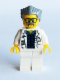 Minifig No: uagt023  Name: Professor Brainstein