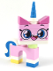 Minifig No: uni07  Name: Unikitty - Large Smile