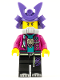 Minifig No: vid006  Name: Samurapper - Minifigure only Entry