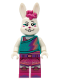 Minifig No: vid010  Name: Bunny Dancer - Minifigure only Entry