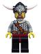 Minifig No: vik003  Name: Viking Warrior 4c