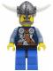 Minifig No: vik004  Name: Viking Warrior 2d