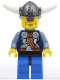 Minifig No: vik009  Name: Viking Warrior 2e